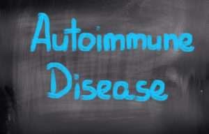 Autoimmune Disease Concept