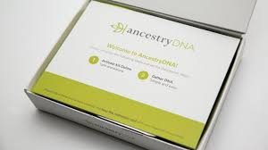 DNA Testing with Ancestry.com